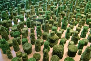 Blue McRight - Morandi's Lawn 02