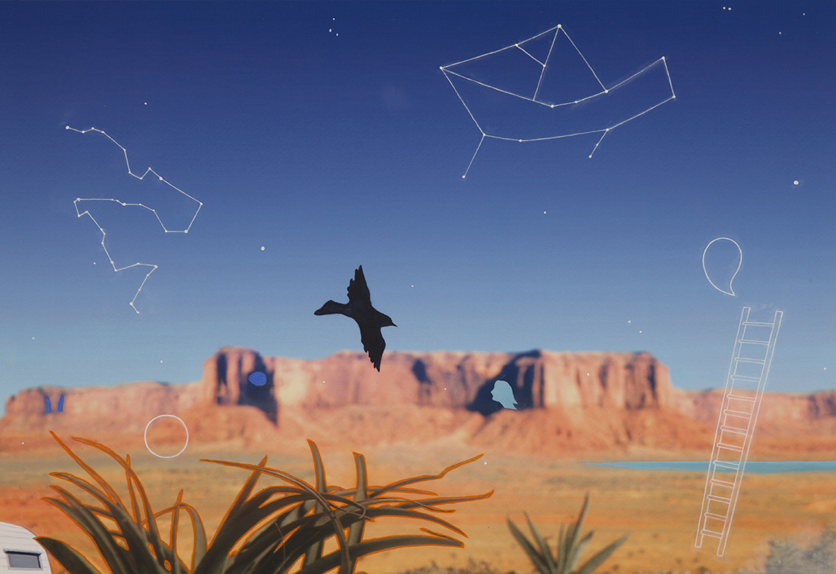 Blue McRight - Aquifer 3 (2017-2018) - detail
